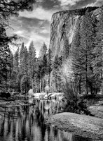 9846 El Capitan, Merced River
