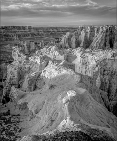 2833 Coal Mine Canyon, b&W